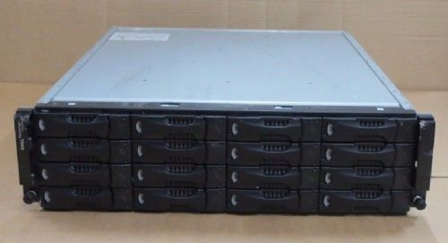Dell EqualLogic PS6000e Virtualized iSCSI SAN Storage Array 16 x 250GB 7.2K HDD